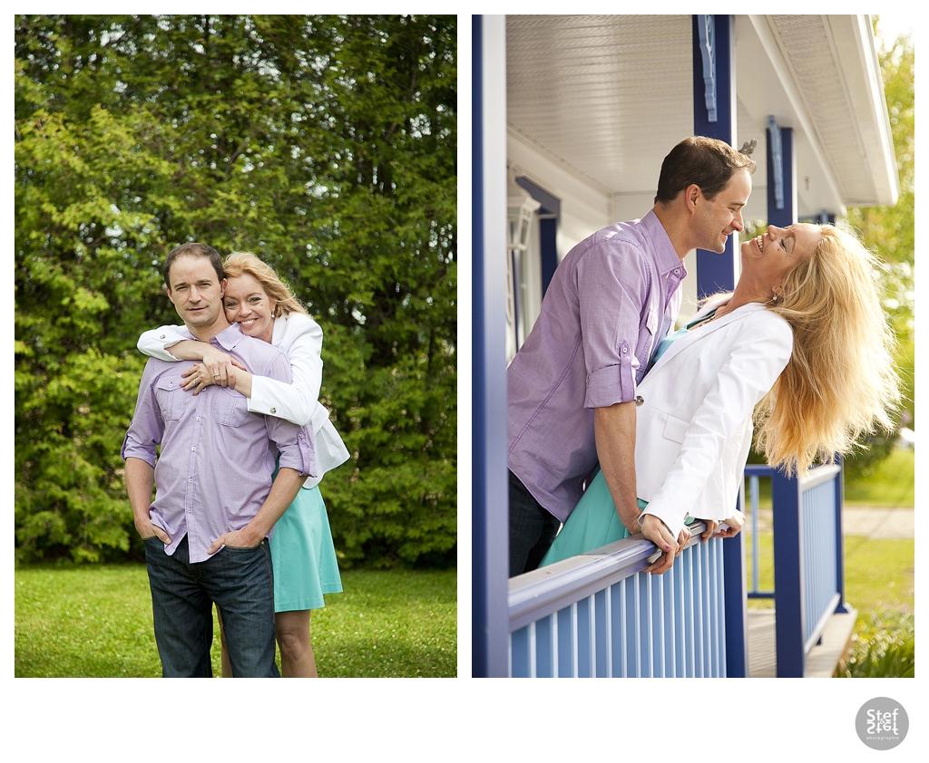 photographe couple rive sud