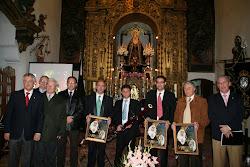 Estreno de las Piezas de Capilla compuestas por mi Tio Antonio Cuevas y por un servidor