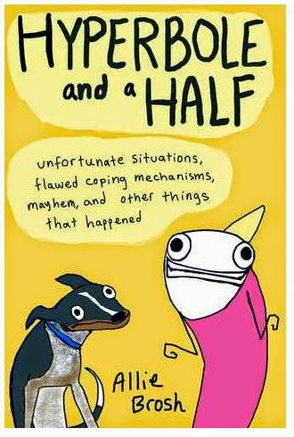 http://www.amazon.com/Hyperbole-Half-Unfortunate-Situations-Mechanisms-ebook/dp/B00BSB2AE4/ref=sr_1_1?s=digital-text&ie=UTF8&qid=1401394128&sr=1-1&keywords=hyperbole+and+a+half+kindle