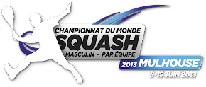 Mundial de Squash Francia 2013
