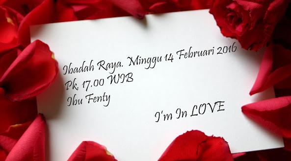 Ibadah Raya Sore 14 Feb 2015