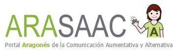 Muchos de los materiales utilizan pictogramas de ARASAAC.