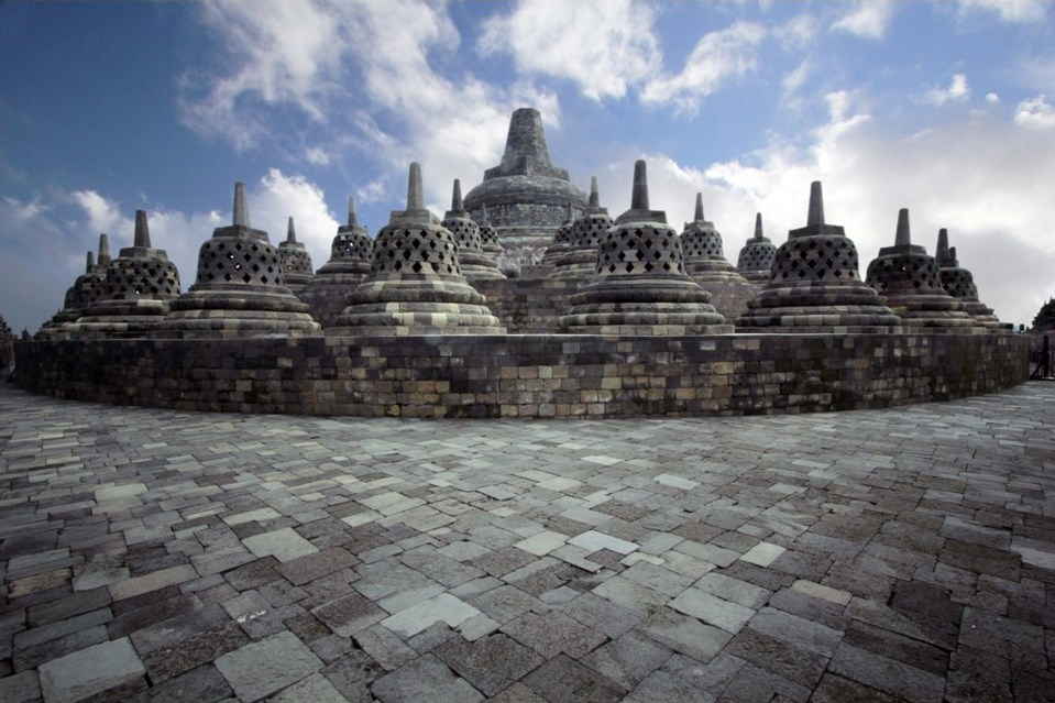 borobudur photogtaphy landscape and art photo consept and tempel photography architectural sulaiman
