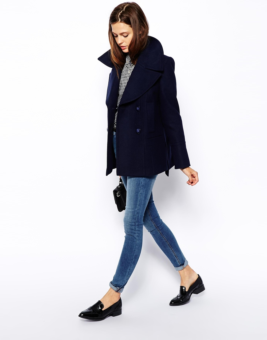 http://www.asos.com/ASOS-Tall/ASOS-TALL-Pea-Coat/Prod/pgeproduct.aspx?iid=4297736&cid=2641&sh=0&pge=1&pgesize=204&sort=-1&clr=Navy&totalstyles=404&gridsize=3