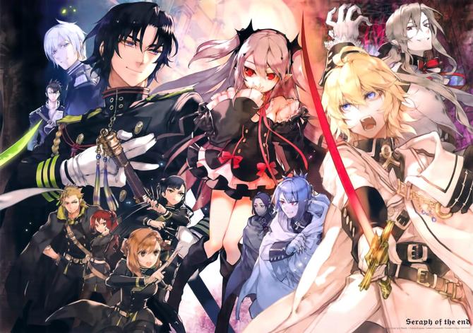 [ Info-Anime ] Staff Shingeki No Kyojin Kembali Menggarap Animasi WIT Studio Owari No Seraph