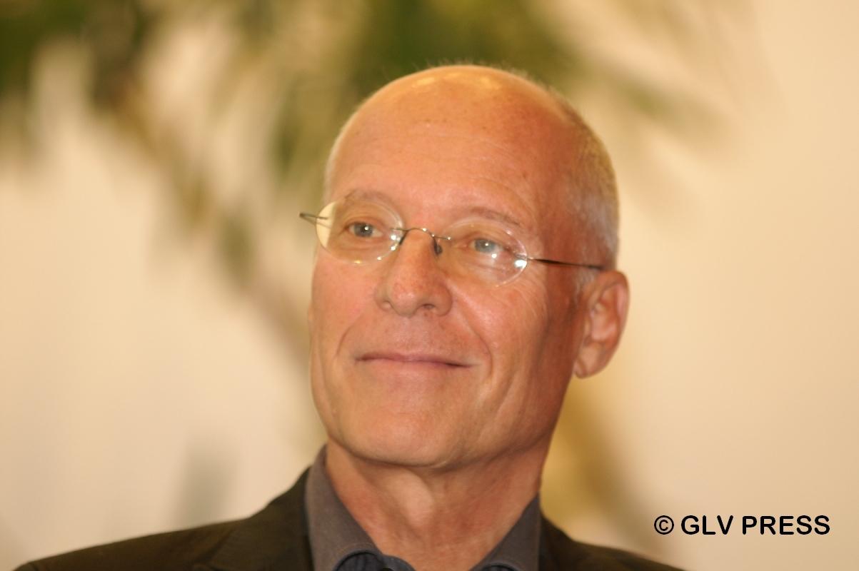 dr. Ruediger Dahlke 2017 Budapesten
