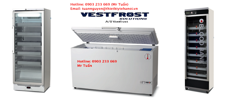 Tủ lạnh y tế A/S Vestfrost Solutions - Denmark