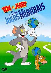 Baixe imagem de Tom e Jerry e Seus Jogos Mundiais (Dual Audio) sem Torrent