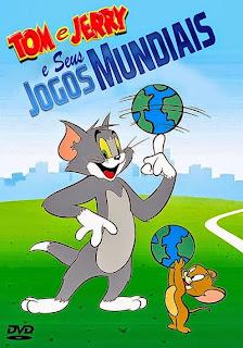 Tom e Jerry e Seus Jogos Mundiais - DVDRip Dublado