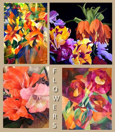 Flores para entrar en marzo