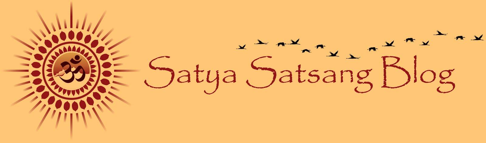 Satyasatsang blog