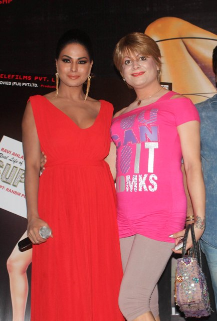 Veena Malik and Boby Darling