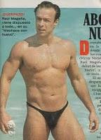 Armando Araiza Desnudo