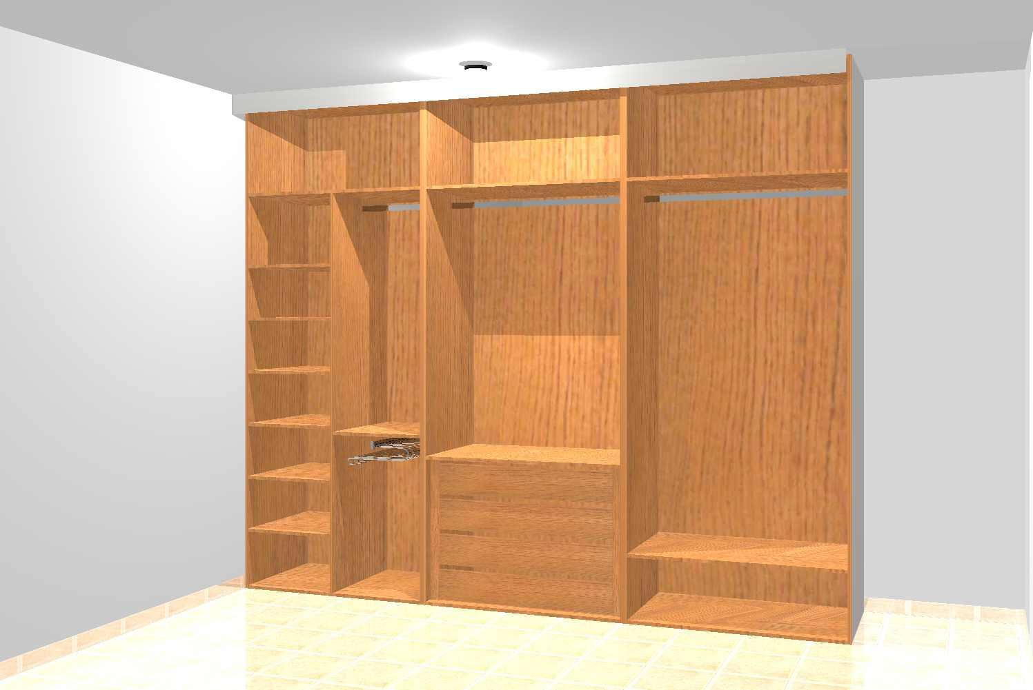 Muebles y carpinteria capita tambien dise amos tu armario for Armarios buenos