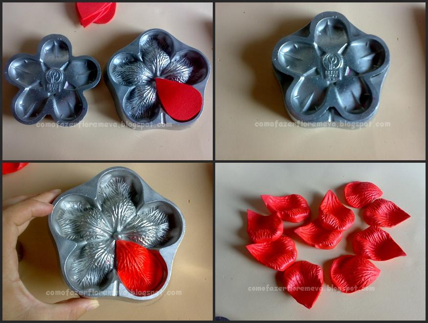Fotos De Flores Feitas Em Eva - Bolsinha Feita de EVA para Meninas Passo a Passo