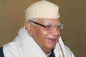 N. D. Tiwari