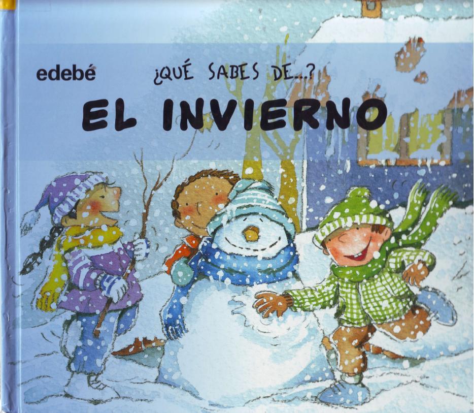 Peques de 0 a 6 libros para proyecto invierno - Proyecto el invierno ...