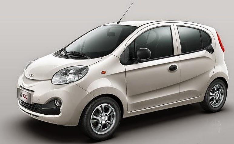 Novo Chery QQ 2014 carro chines
