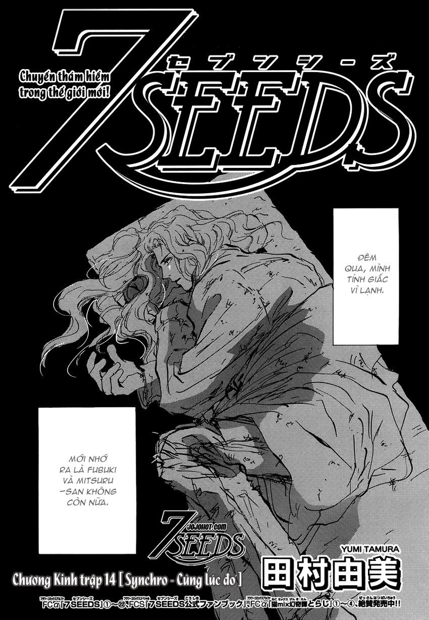 7 Seeds chap 123 page 3 - IZTruyenTranh.com
