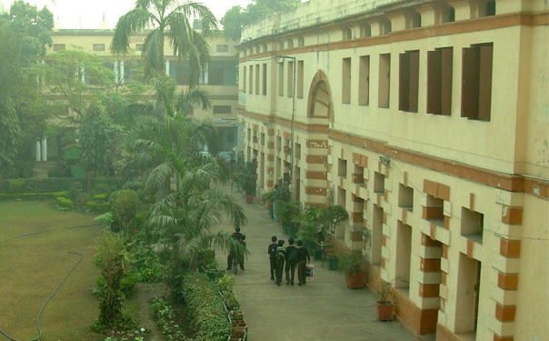 ASVJ Sr. Sec. School Darya Ganj Building