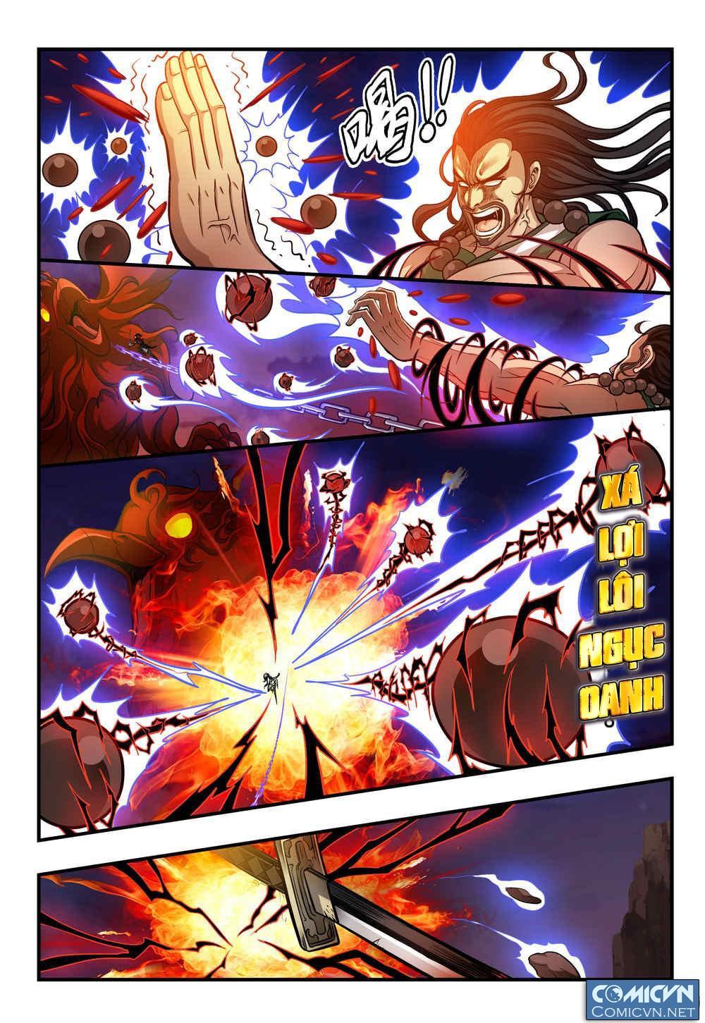 Vô Gián Ngục - Chap 2