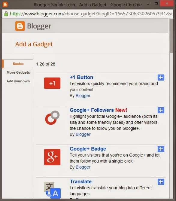 Recommended Post Slide Out Widget for Blogger