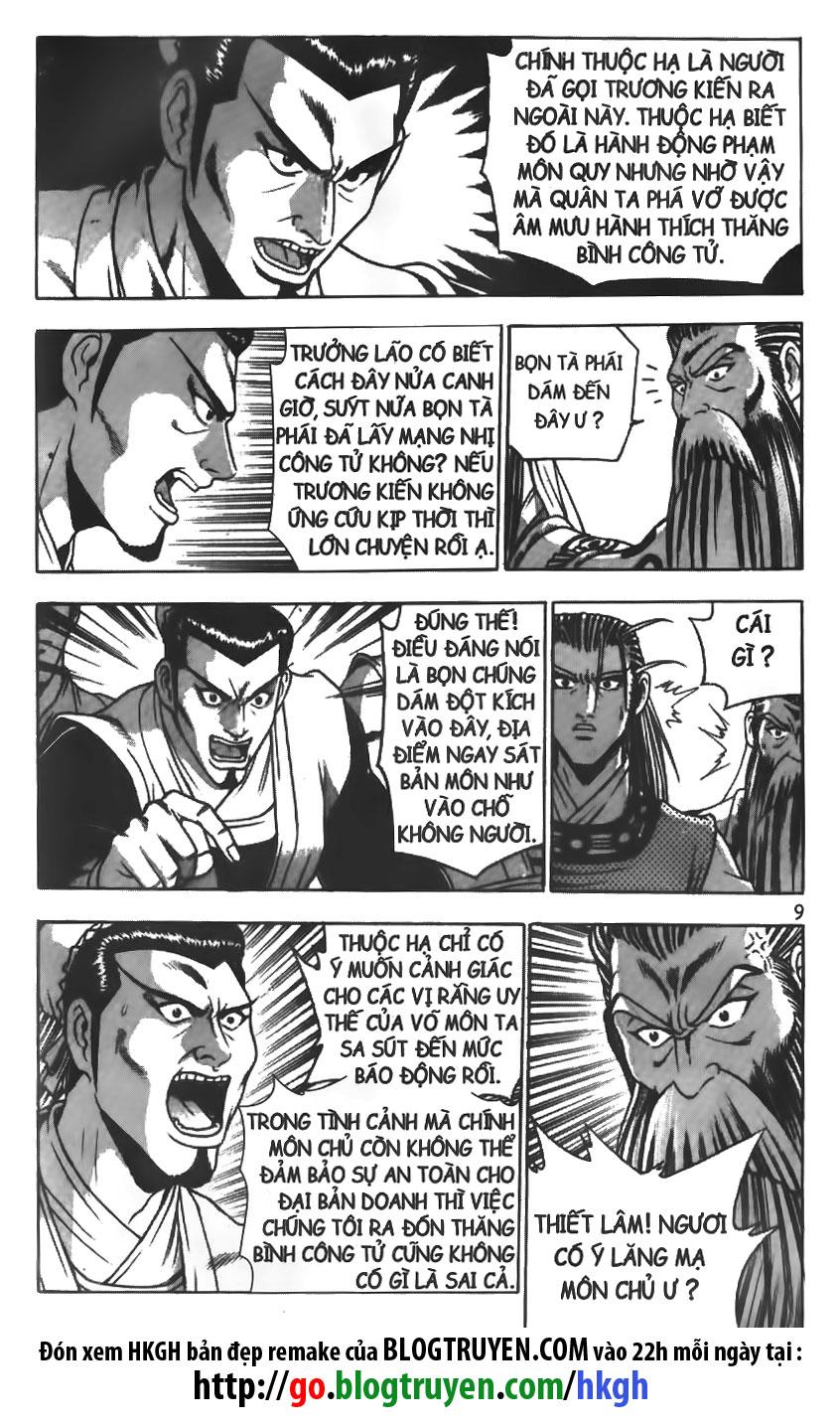 Hiệp Khách Giang Hồ chap 180 Trang 8 - Mangak.info