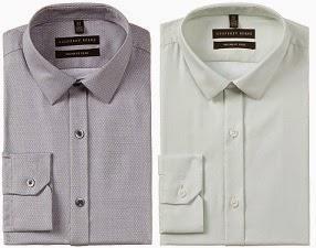 Geoffrey Beene Men's Formal Shirts (Wrinkle Free) worth Rs.1499 for Rs.599 Only @ Amazon (3 Options)