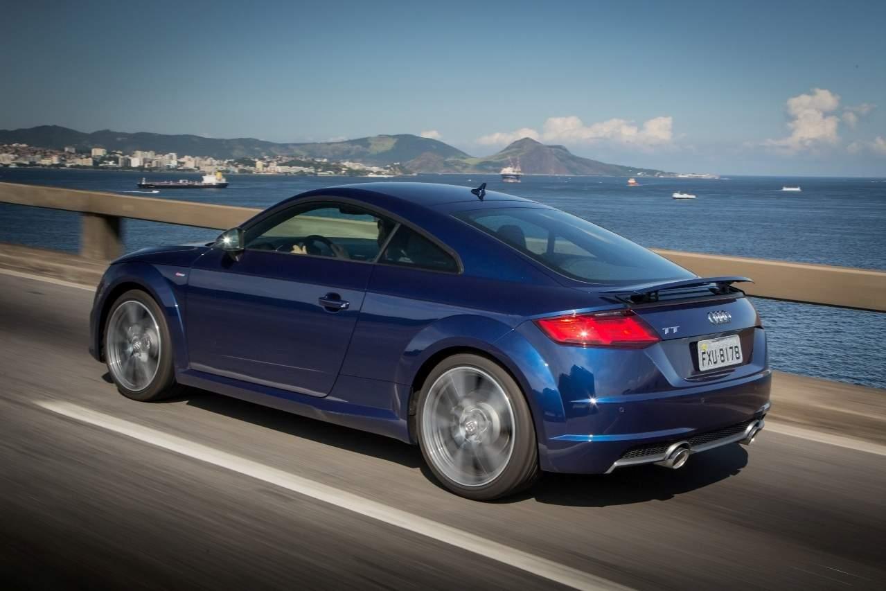 Audi TT 2016 - taxa zero