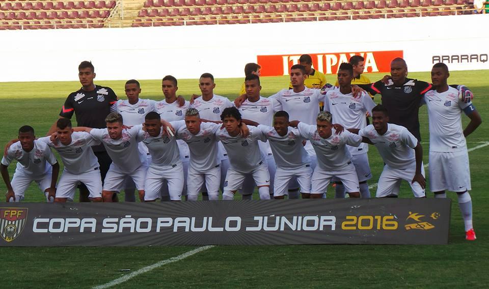 66aaa30659020 Santos empata sem gols com Ferroviária em jogo fraco pela Copa SP ...