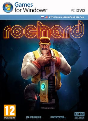 Rochard Game PS3
