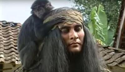 Berita Duka, Hadi Leo 'Si Buta dari Gua Hantu' Wafat
