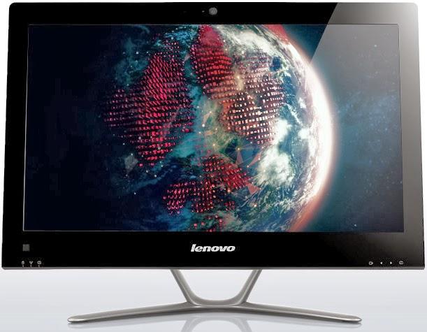 отличный моноблок Lenovo IdeaCentre C540 Touch