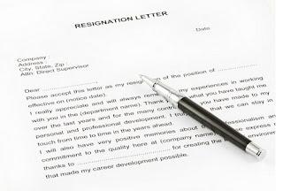 Contoh Membuat Surat Pengunduran Diri Atau Resign Dari Pekerjaan