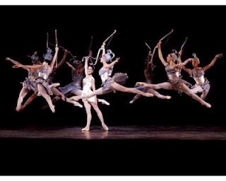 El Ballet Nacional del Sodre [Uruguay] se presenta en el Palacio de Bellas Artes
