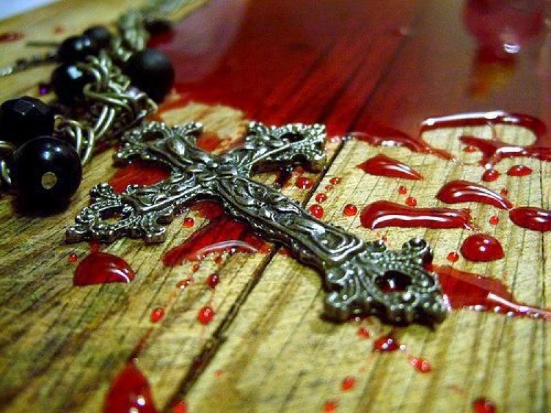 Τόση ευνομία έχουν και στην Συρία... ΦΡΙΚΤΟ ΡΑΤΣΙΣΤΙΚΟ ΕΓΚΛΗΜΑ ΣΤΑ ΠΑΤΗΣΙΑ: ΚΤΗΝΗ μαχαιρωσαν έγκυο γυναίκα για να της πάρουν τον σταυρό!