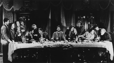 The Last Supper Sequence, disapproved by The Vatican, Viridiana, directed by Luis Bunuel