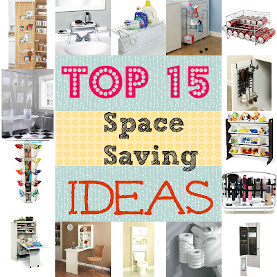 Top 15 Space Saving Ideas by Pursuitoffunctionalhome.com