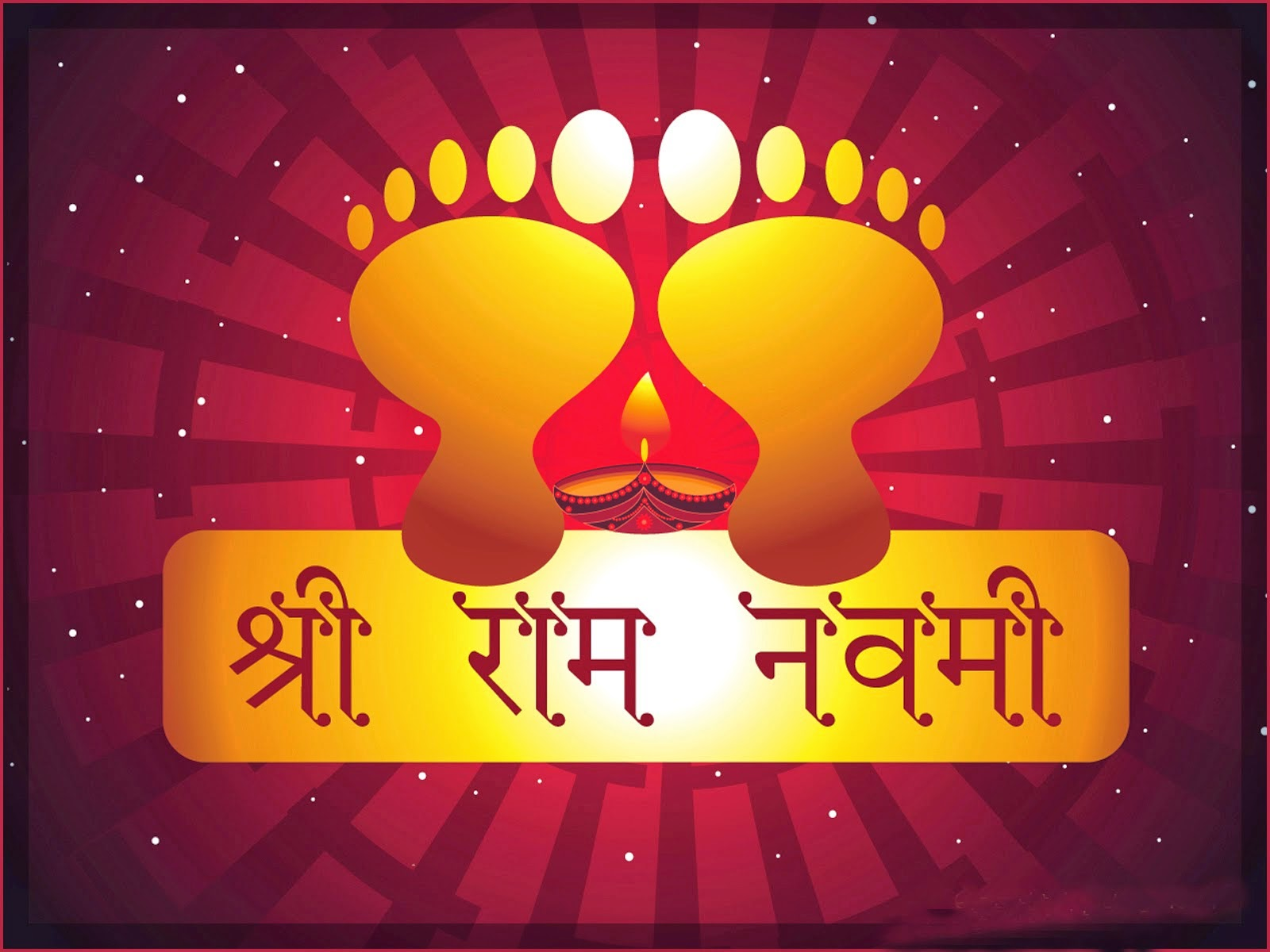 Happy Ram Navami Festival Wallpapers in hindi