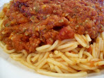 Sauce  spag de la Famillle Lefebvre (vg)