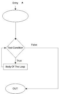 IP University BCA Sem 1: Entry Controlled Loop