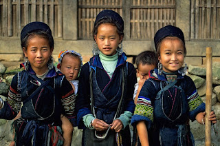 Ethnic minorities in Sapa