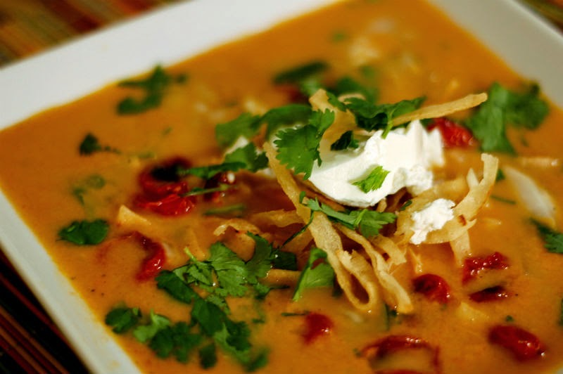 How to make Vegetarian Tortilla Soup - Vegetarian