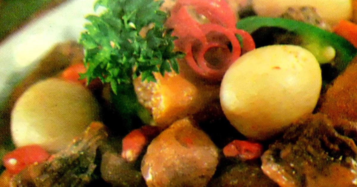 Resep Krecek Bumbu Sambal Pedas | Resep Masakan