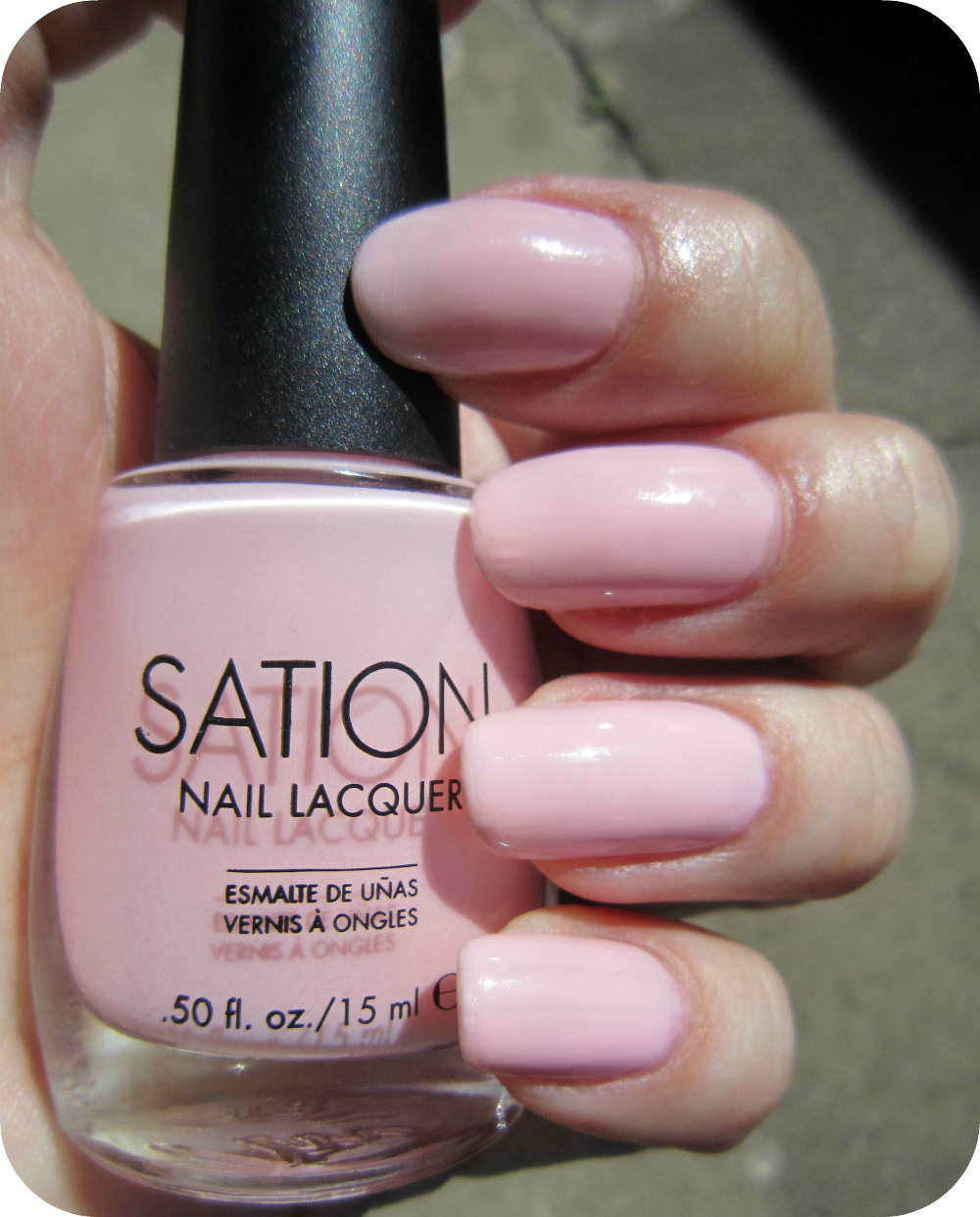 Sation Off The Record Pink