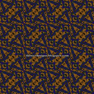 pattern, design and background for fabric