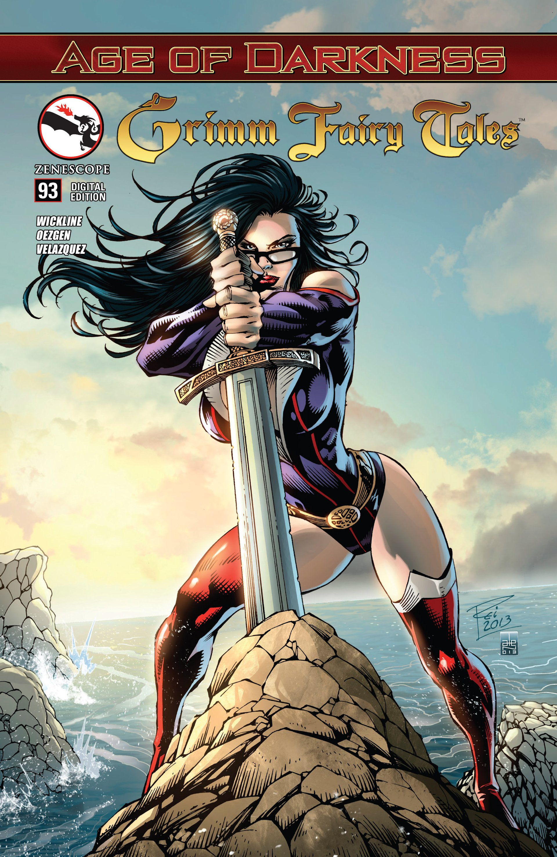 Grimm Fairy Tales (2005) Issue #93 #96 - English 1