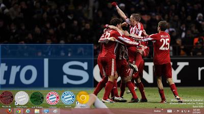 2013 Fc Bayern Munchen Theme