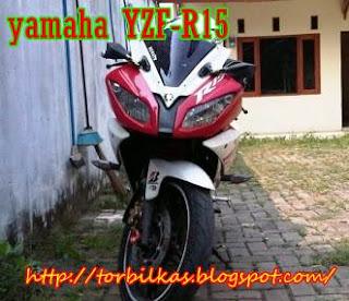 Harga Motor Yamaha R 15