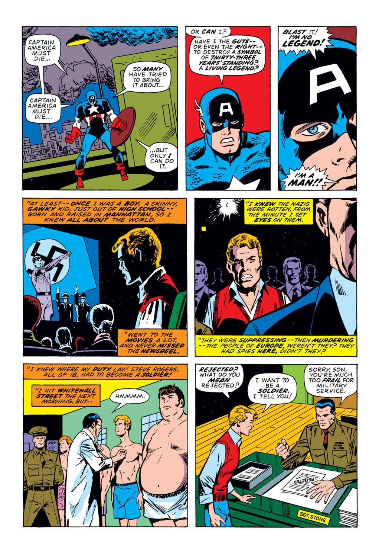 Captain America (1968) Issue #176 #90 - English 3
